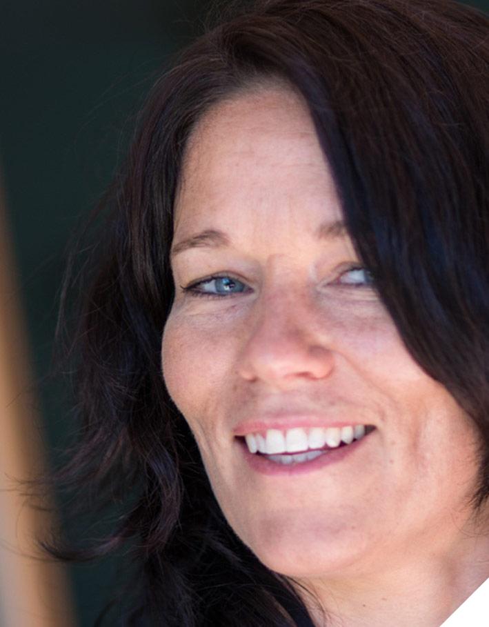 Anniak Mährle, Therapeutin für psychodynamische Osteopathie