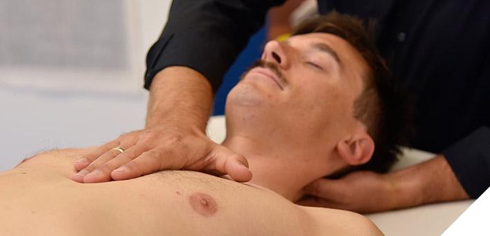 Osteopathie in der Osteopathiepraxis Mährle, Traunstein